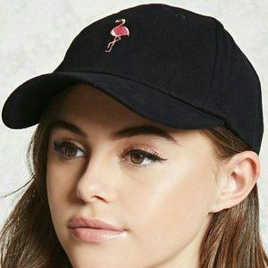 NWT Flamingo Dad Cap